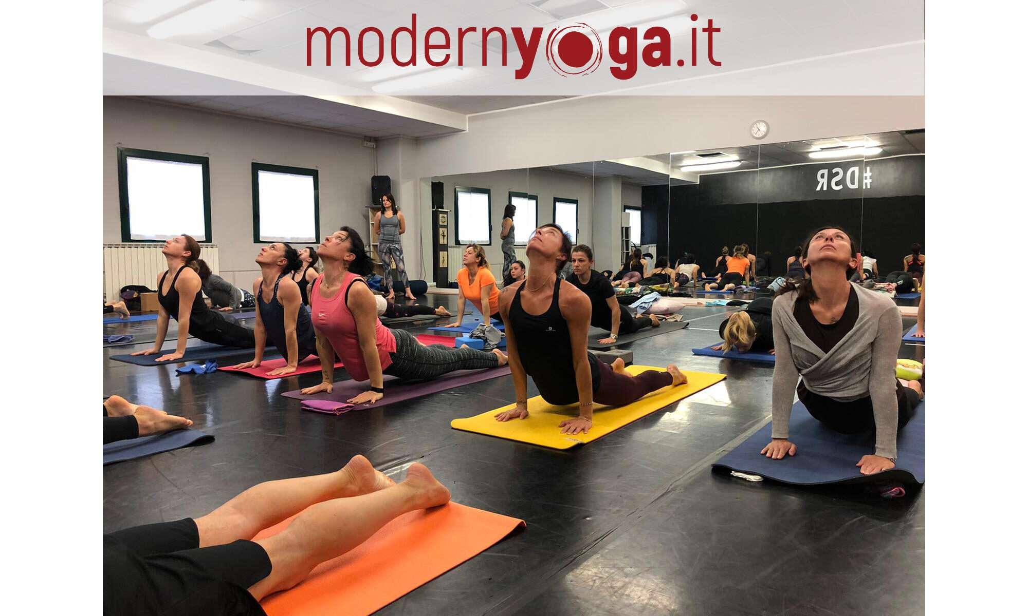 Rimini-riccione Yoga M.Y. Vinyasa